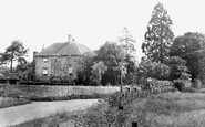 Churt, Stock Farm House 1928