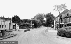 Churt, The Crossways c.1955