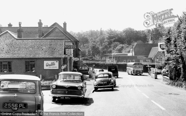 Churt, the Village, c.1965 Reproduced courtesy of The Francis Frith Collection