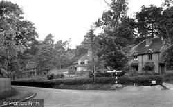 Churt, Wayside, Farnham Road 1932