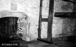 Chwilog, Penarth Fawr Hall, Interior 1961
