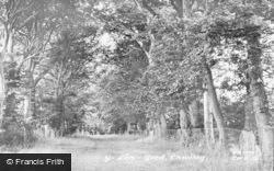 Chwilog, Y-Lôn-Goed c.1945