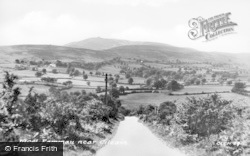 Cilcain, Moel Famau c.1935