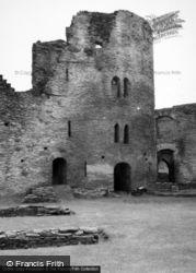 Castle 1961, Cilgerran