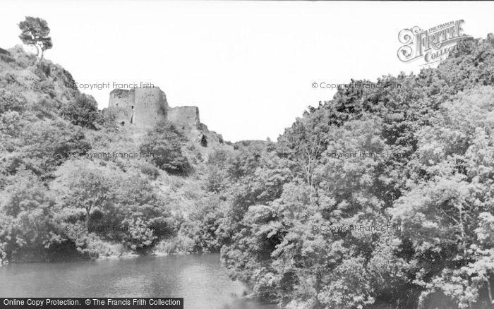 Photo of Cilgerran, Castle And River Teifi c.1935