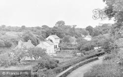 Cilgerran, Cwm Plysgog c.1955