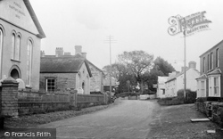 Cilgerran, High Street c.1955