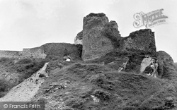 Cilgerran, The Castle c.1955