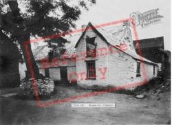 Cilgerran, The Pendre Inn c.1955