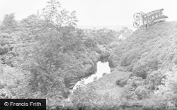 Cilgerran, The River Teivy c.1955