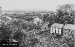 The Village c.1955, Cilgerran