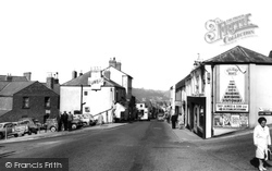 Cinderford, High Street c.1965
