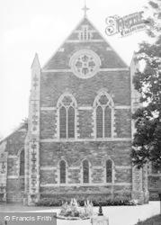 Cinderford, St Stephen's Church c.1955