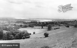 Cinderford, The Severn Valley c.1965