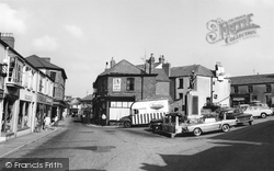 Cinderford, The Square 1964