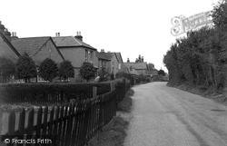 Cippenham, Cippenham Lane 1950