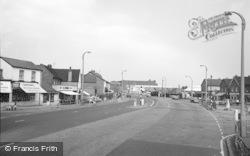Cippenham, Main Street 1965