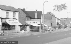 Cippenham, Main Street Shops 1965