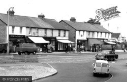 Cippenham, Shopping Centre 1965