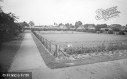 Cippenham, The Bowling Greens 1965
