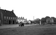 Cippenham, The Memorial 1950