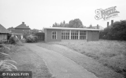 Cippenham, The Methodist Church 1965