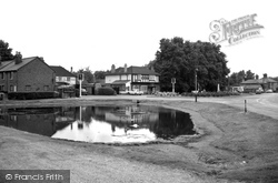 Cippenham, The Pond 1965