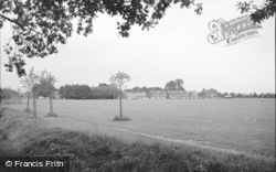 Cippenham, The Recreation Ground 1965