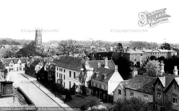 Cirencester, 1898