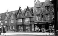 Cirencester, Castle Street c1955