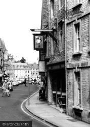 Cirencester, Castle Street c.1965