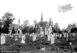 Cirencester, Cemetery 1898
