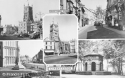 Cirencester, Composite c.1955