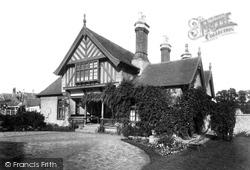 Cirencester, Cottage Hospital 1899
