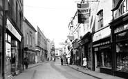 Cirencester, Cricklade Street c1950