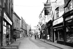 Cirencester, Cricklade Street c.1950