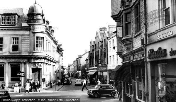 Cirencester, Cricklade Street c1960