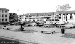 Cirencester, Forum Car Park c.1965