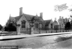 Cirencester, Grammar School 1902