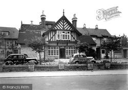 Cirencester, Memorial Hospital c.1950