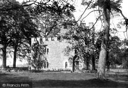 Cirencester, Park, Square House 1898