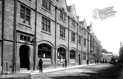 Cirencester, Post Office 1898