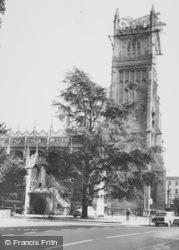 Cirencester, St John's Church c.1960