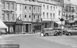 Cirencester, The Market Place c.1960