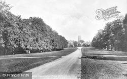 Cirencester, The Park Broadwalk 1898