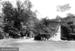 Cirencester, The Park Round House 1898