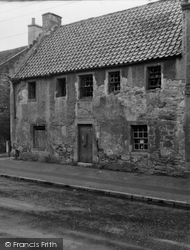 Clackmannan, 41 Main Street 1953