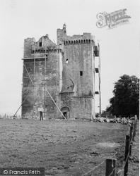 Clackmannan, Tower 1950