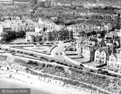 Clacton-on-Sea, Anglefield, An Aerial View, August 1951