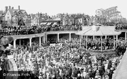 Clacton-on-Sea, Band Pavilion 1914